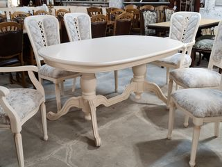 Masa + scaune...importate din Europa стол и стулья , импортируемых из Европы