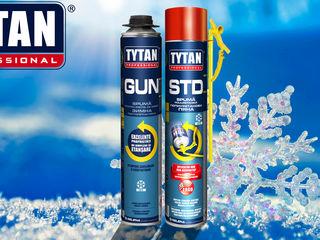 Tytan professional serie GUN si STD de iarna / Монтажная пена/ (vânzări cu ridicata/оптовые продажи)