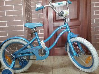 Bicicletă stern, Germana.