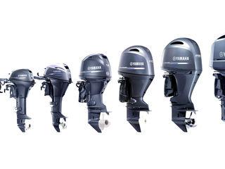Лодочные моторы Yamaha - официальный дилер в Молдове