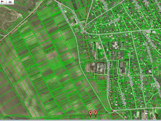 Бубуечь  Bubuieci - 3 км от Кишинёва 22 сотки под строительство = 840 евро сотка