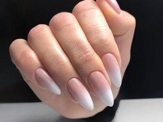 Alungirea unghelior / наращивание ногтей