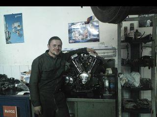 Ремонт мотоциклов и скутеров мопедов квадроциклов.