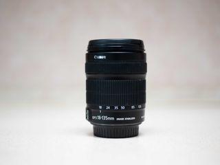 Canon 18-135mm STM