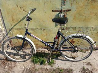 """Велосипед ,""""Салют"""" Новый , складной."""