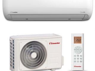 Inventor Corona CRVI32,12.000 BTU, Inverter, clasa A+++, Wi-Fi, R32, filtru Hepa,design premium