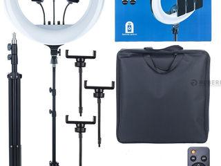 Профессиональная лампа 54см+чихол+штати 2,1м ,/Lampa profesionala 54cm+husa+stativ 2.1 m