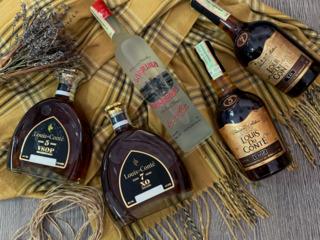 Koniac , wiskey , vodka  - cu acciz, certificat de calitate , cec , factura