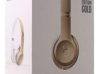 Наушники Beats Solo3 wireless special edition gold - 140 euro новые запечатанные