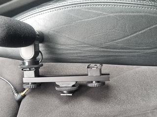 Microfon si stativ, Shenggu SG-108, Directional Stereo Shotgun Microphone