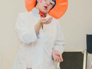Show chimico – științific!!!
