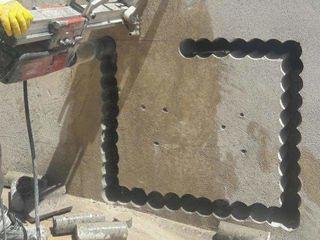 Бельцы Алмазное резка стен перегородок железобетона перекрытий бетонных полов Фундаментных блоков