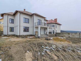 Durlești, str. Nicolae Gribov, vânzare casă cu 2 nivele, 260 m.p