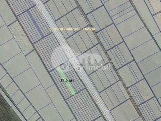 Teren pentru construcții comerciale, 17.5 ari, traseul R6: Poltava Buiucani 18500 €