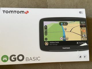 GPS Navigator Tom Tom Go-Basic Nou !