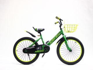 New,biciclete pentru copii virsta 6-9 ani,posibil si in rate la 0% comision