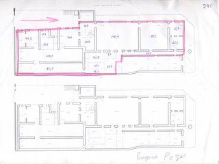 помещение в районе топаза и бмв центра 750м2