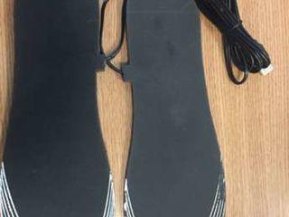 Стельки с подогревом USB для зимней рыбалки!