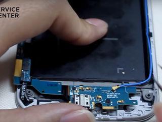 Samsung Galaxy A8 (SM-A530FZKDSEK)  Nu se încarcă smartphone-ul? Înlocuiți conectorul! T