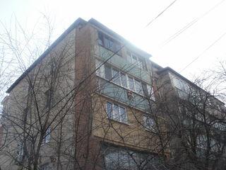 1-комнатная с балконом 6 метров.