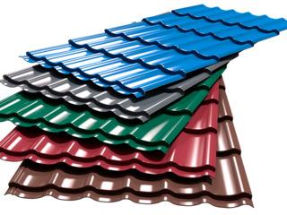 Tigla metalica -direct de la Producator ! Reducere la sistem pluvial -25 %