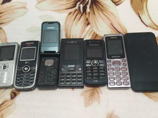 Продам телефоны на запчасти!!!!