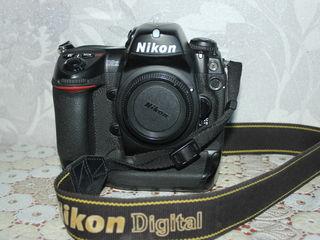 Nikon D2X Body + Obiectiv!