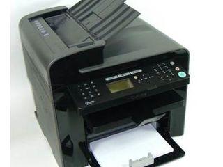 Cumpar imprimante (принтер) si multifunctionale laser Canon si HP