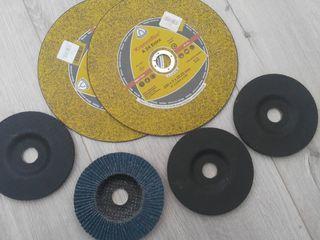 Пильные диски новые, по дереву и металлу.