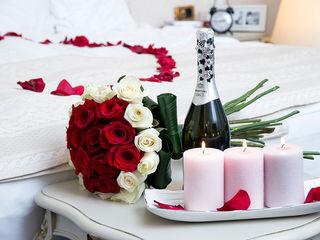 Seara Romantica la hotelul din centrul Chisinaului!!!