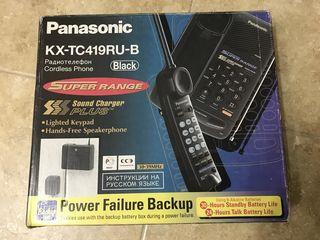 Продам стационарный беспроводной Panasonic.