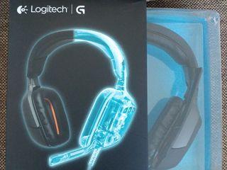 Logitech G35 Surround Sound 7.1 Наушники