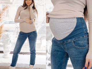 Blugi pentru gravide/ Джинсы для беременных