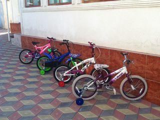 Biciclete pentru copii din  Germania roti la 16-18   Recent  aduse
