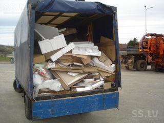 Вывозим строительный мусор, хлам,  старые вещи  разное транспорт, hamali,transport