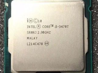 Intel Core i5-3470T TurboBoost 3.60GHz/3M/5GT/Intel HD Graphics 2500
