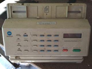 На продажу факс Minoltafax 250, Япония, 1988 г