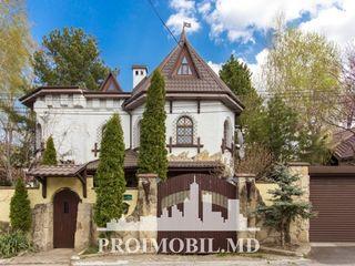 Chirie casă, Buiucani, Parcul Dendrarium, 3 camere+salon, 1600 euro!