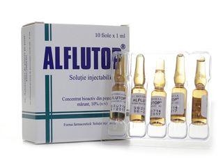 Alflutop - produs in Romania! Алфлутоп -производство Румынии!