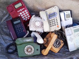 На запчасти офисные телефоны
