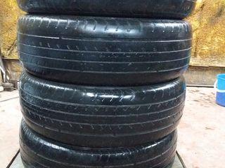 Dunlop комплект 225/65 r18  600 лей