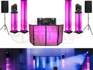 Moderator interpret,dj,formație,lumini,fum greu pentru petrecerea dvs !!!