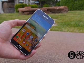 Samsung Galaxy S5 (G900F)Daca sticla ai stricat , ai venit si ai schimbat!