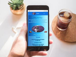 Invitații online pentru nunta, botez, aniversare. Pagini web personalizate pentru orice eveniment.
