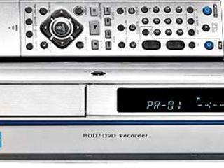 DVD-рекордеры : LG HDR489