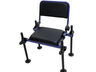 Кресло  фидерное flagman chear 30 мм с столом flagman, и держателем matrix