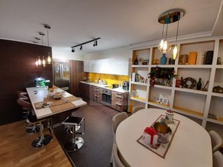 Apartament cu 2 dormitoare + bucătărie și living, 132 mp, bloc nou! Botanica