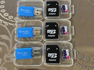 Флешки micro sd на 256 gb