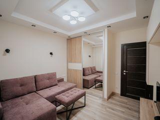 Proprietar,Vând SCUMP Apartament lux 2 odai,78m2,bloc nou, Telecentru,design,la cheie,mobilat+debara