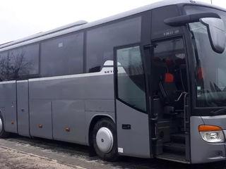 Autobus Moldova Cehia Moldova. Toate orașele cu biometric